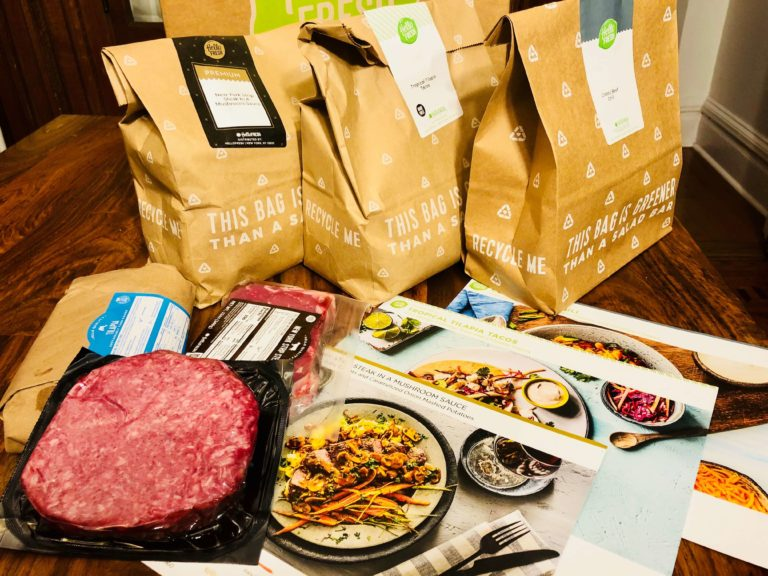 hello fresh products