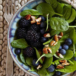 Berry Balsamic Salad