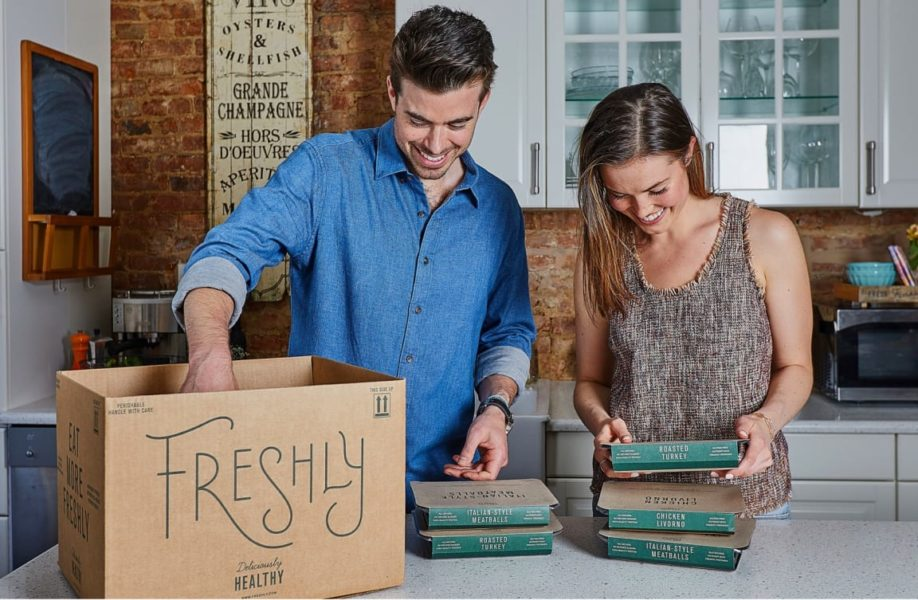 Review: Freshly for One Person