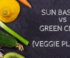 Sun Basket Vegetarian vs Green Chef Vegetarian