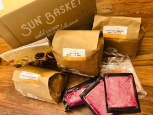Sun Basket Meal kits