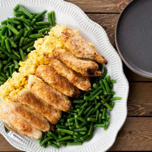 Family Style Chicken Fingers