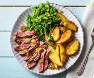 Best Hello Fresh Steak and Meat Meals
