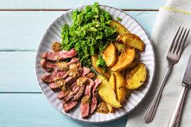 Hello Fresh Steak and Meat Meals